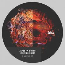 James My & Criss, Federico Moore - Ring Ring EP [PGR220]