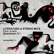 Literatura, Stereo MC's - Downtown EP (feat. Junket) [592394]