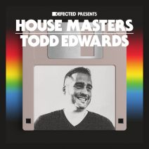 Defected presents House Masters - Todd Edwards [HOMAS33D]