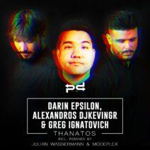 Darin Epsilon, Greg Ignatovich, Alexandros Djkevingr - Thanatos [PSDI088]
