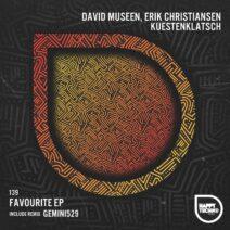 David Museen, Erik Christiansen, Kuestenklatsch - Favourite [HTM139]