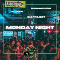 Diego Burroni - Monday Night [TR071]