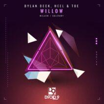 Dylan Deck, Heel & Toe - Willow [D9R149]