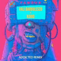 Kidoo, Vali Barbulescu - Addicted Remix [698435]