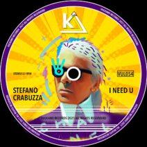Stefano Crabuzza - I Need U [VUL054]