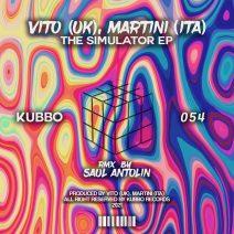 VITO (UK), MARTiNi (ITA) - Addiction [KU054]