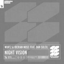 Wurtz, Iberian Muse feat. Dan Soleil - Night Vision [AREE182]