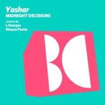 Yashar - Back Into Consciousness [BALKAN0692]