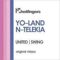 Yo Land, N-Telekia - United  Swing [HFS2127]