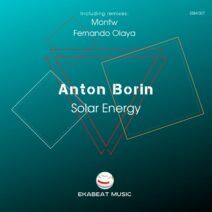 Anton Borin (RU) - Solar Energy [EBM007]