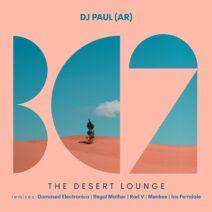 DJ Paul (AR) - The Desert Lounge [BC2379]