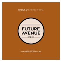 Hyunji-A - Memories in Sepia [FA104]