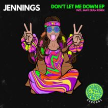 Jennings. - Don't Let Me Down [PTTP004]