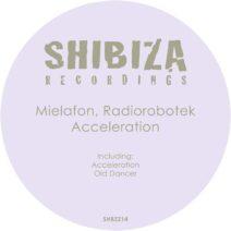 Mielafon, Radiorobotek - Acceleration [SHBZ214]