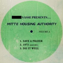 Sasse, Mitte Housing Authority - Mitte Housing Authority, Vol. 3 [MOOD223]