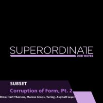 Subset - Corruption of Form, Pt. 1 [SUPDUB312]