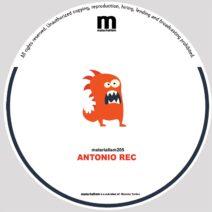 Antonio Rec - Saw Storm [MATERIALISM205]