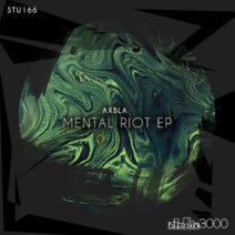 Axbla - Mental Riot EP [STU166]