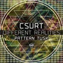 Csurt - Different Realities EP [TZH153]