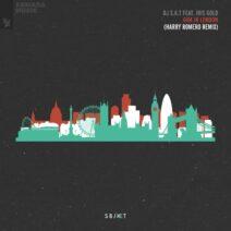 DJ S.K.T - 4AM In London - Harry Romero Remix [ARSBJKT003R]