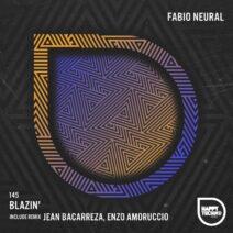 Fabio Neural - Blazin' [HTM145]