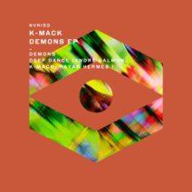 K-Mack, Andre Salmon, Rayan Hermes - Demons EP [NVR153]