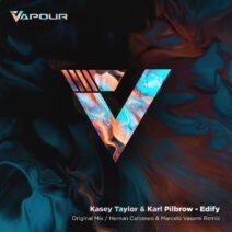 Kasey Taylor, Karl Pilbrow - Edify [VR153]