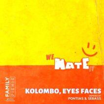 Kolombo, Eyes Faces - We Hate it [FPM38]