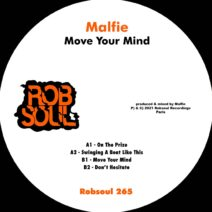 Malfie - Move Your Mind [RB265]