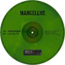 Marcellus - Memories EP [WREC002E]