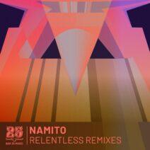 Namito - Relentless Remixes [BAR25153]