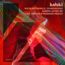 Nicolas Caprile, Chinonegro - Groovid - Sabor Latino EP [KLM10601Z]