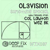 OL3VISION - Something Special [DFIX037]