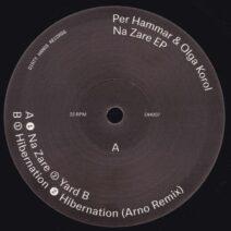Per Hammar, Olga Korol - Na Zare EP [DH007]