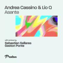 Andrea Cassino, Lio Q - Asante [PROTON0508]