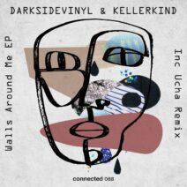 Darksidevinyl, Kellerkind - Walls Around Me EP [CONNECTED088]