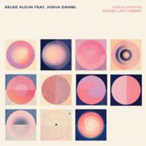 Eelke Kleijn - Oscillations - Maxim Lany Remix [DLNA002R3]