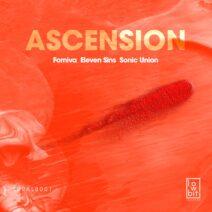 Sonic Union, Forniva, Eleven Sins - Ascension [LBRALB001]