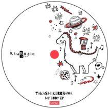 Takashi Kurosawa - My Body EP [KBP123]