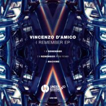 Vincenzo D'amico - I Remember EP [UNI199]